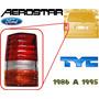 86-95 Ford Aerostar Calavera Trasera Lado Izquierdo Tyc