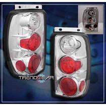 Calaveras Cromadas Ford Explorer 95 96 97 Altezza Jdm Sport