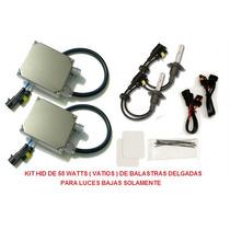 Xenon / Hid Faro Juego Kit De Instalacion Chevrolet Nuevo!!!
