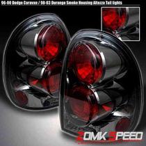 Calaveras Ahumadas Dodge Durango 96 97 98 99 00 Smoke Style