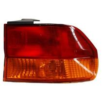 Calavera Honda Odyssey 2002 2003 2004 Ext Rojo/ambar Der Wld