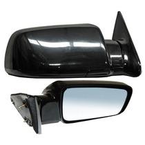 Espejo Chevrolet Suburban / Silverado 92-98 S/cont Negro Der