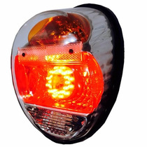 Calaveras Led Vw Sedan (vocho) Par