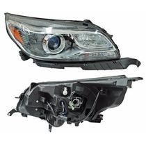 Faro Chevrolet Malibu 2013-2014 P/xenon