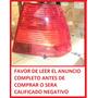 Calavera Modelo Original Para Jetta A4