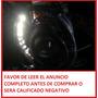 Faro Lupa Con Leds Ojo De Angel Eyes Para Fiat 500
