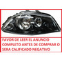 Faro Doble Foco Seat Ibiza Y Cordoba 03-07 Fondo Negro Nuevo