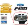 04-08 Ford F150 Faro De Niebla Rectangular Izquierdo Tyc