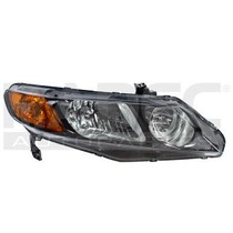 Faro Honda Civic 2006-2007-2008-2009-2010-2011 4p No Hybrido