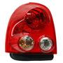 Calavera Chevy C2 04-08 3p C/arnes Ald Tyc# Cn T153 Izq