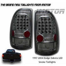 Calaveras Ahumada Led Dodge Dakota 97 98 99 00 01 02 03 04