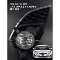 Kit Faros Niebla Cruze Ls 2013 2014 2015 Chevrolet