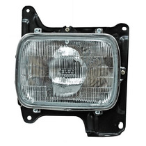 Faro Nissan Pick Up D21 99-00-01-02-03 Base P/foco Rh Lh
