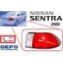 2000 Nissan Sentra Calavera Trasera Lado Derecho Depo
