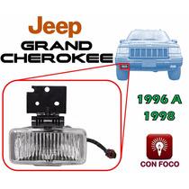 96-98 Jeep Grand Cherokee Faro De Niebla Con Foco Derecho