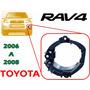 06-08 Toyota Rav4 Base Para Faro De Niebla Lado Izquierdo