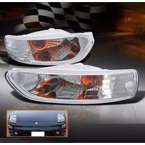 Mitsubishi Eclipse 2002 - 2005 Par De Cuartos Faro Nuevo!!!