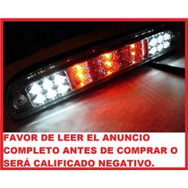 Luz Stop Leds Para Ford F250 Y Otros Modelos En Dos Colores