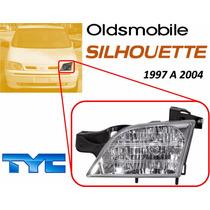 97-04 Oldsmobile Silhouette Faro Delantero Izquierdo Tyc