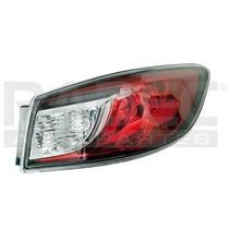 Calavera Mazda 3 Ext Izquierda 2010-2011-2012-2013 4 Puertas