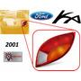 2001 Ford Ka Calavera Trasera Sin Arnes Lado Derecho