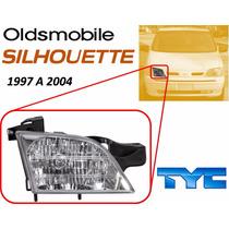 97-04 Oldsmobile Silhouette Faro Delantero Lado Derecho Tyc