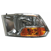 Faro Dodge Pick Up 09-12 1500 Y 2500 Un As Ald Tyc Der