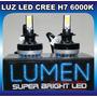 Bulbos Led Cree 6000 K H7 H3 H4 H11 Alta Intensidad Xenon