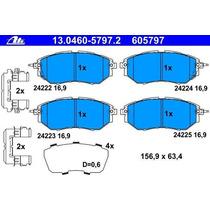 Balatas Delanteras Subaru Legacy 2.0 2008/2009
