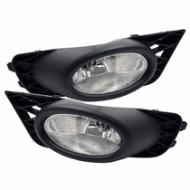 Kit Faros Niebla Civic Sedan 4p 2009 2010 2011