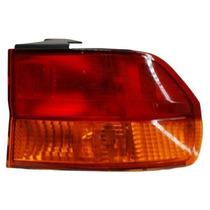 Calavera Honda Odyssey 2002-2003-2004 Rojo/ambar Ext C/arnes
