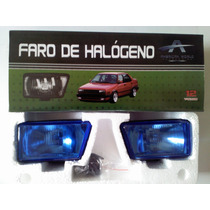 Faros De Niebla Fog Light Para Golf Jetta Mk2 A2 Facia Ancha