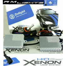 Xenon 9007 / 9004 35w Dual Cnlight Corriente Alterna 6000k