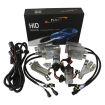 Kit Focos Luces Faros Hid Xenon Bac Ac H4 Doble Capsula