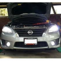 Luz Xenon Nissan Sentra H11 H9 H8 Ac85 Volts A 35 Watts Hid