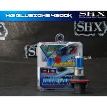 Set De Bulbos H13 De Halogeno Tipo Xenon 65/55w 4200k