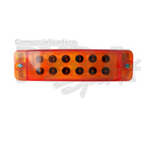 Cuarto Defensa Vocho Bocho Led Accesorios Tuning