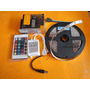 Kit 300 Led 3528 Rgb 5mts Control, Fuente Regulable 12v #153