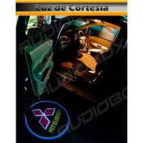 Luz De Cortesía Para Puerta Proyecta La Marca Nissan Dodge