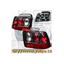 Calavera Para Mustang Color Carbón 99-04 404548tlcf Apc