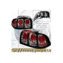 Calavera Para Mustang Color Claro 94-98 404138tlr Apc
