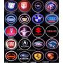 Proyector Luz De Cortesía, Logo Puerta Auto, Kit Con 2 Rm4