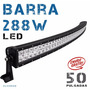 Barra Led Curva 288w 50 Pulgadas Todo Terrenos 4x4 Jeep