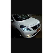 Nissan Versa Luces Xenon Hid 2012-2016