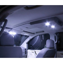 Kit De Luces Led Ford Escape 2001- 2012 Interior Portaplacas