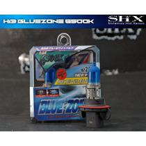 Set De Bulbos H13 De Halogeno Tipo Xenon 60/55w 6500k