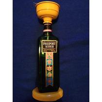 Lampara De Botella Wisky!!!