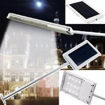 Lampara Solar Led 12v Recargable Encendido Automatico