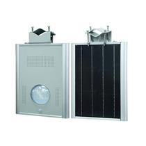 Luminaria Solar 20w Alumbrado Publico Bareria Y Panel 3 En 1