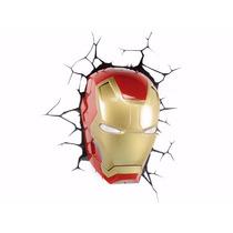 Lámpara Funny Light Iron Man